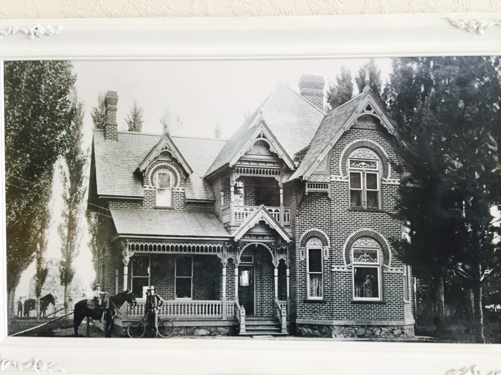 old victorian picture
